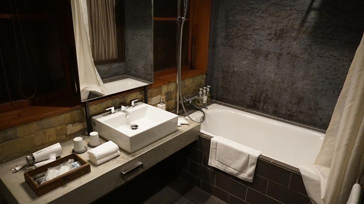 HOTEL CYCLE バスルーム