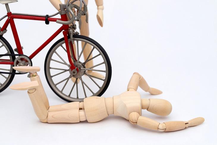 自転車事故における過失割合